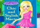 Chic and Stylish Macie