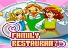 Family Restaurant Game