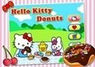 Hello Kitty Donut Muffins