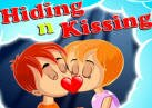 Hiding n Kissing