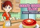 Sara s Cooking Class Berry CheeseCake