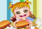 Baby Hamburger Shop