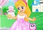 Baby Princess Dress up